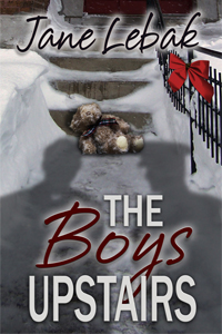 The boys upstairs book cover 200x300